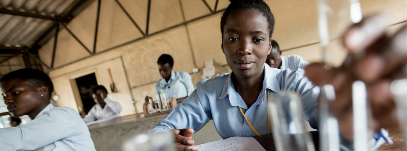 Happy 6th UN International Day for Women and Girls in Science!