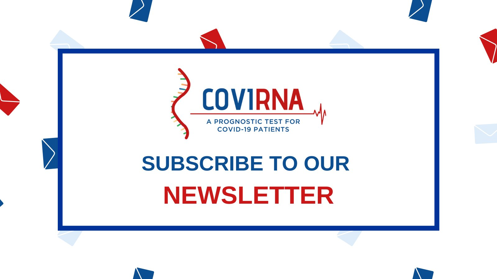Check out the first COVIRNA newsletter!
