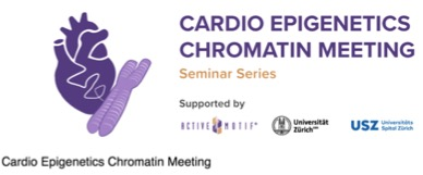 Join EU-CardioRNA for the 1st edition of the Cardio Epigenetics Chromatin Meeting, 29th September, 2:00 p.m. – 5:00 p.m. (CEST)